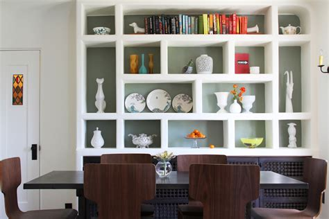 Dining Room Shelving Amazing Tips To Maximise Space In Studio 1 Bedroom Apartments Gawin