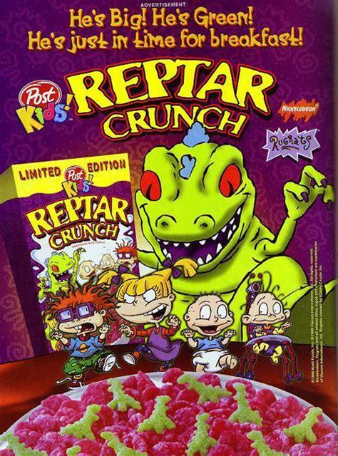 reptar crunch reptar crunch ad