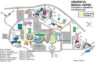 Mather Hospital Detox by Facility Map And Directory Lebanon Va Center