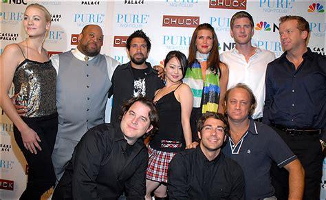 actors in chuck tv series chuck