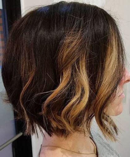 Bob Hairstyles With Highlights by 20 Bob Hairstyles
