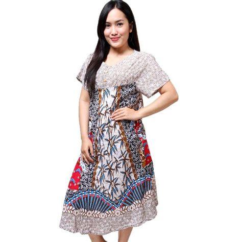 Produk Baru Daster Kemeja Kancing Daster Kancing Daster 1 jual daster batik kancing lengan pendek rumah batik