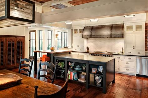 style house salon 25 farmhouse style kitchens