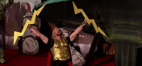 thor film budget thor ragnarok goes 4d with the late late show with james