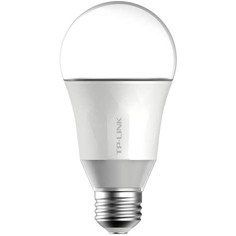 tp link smart led light bulb tp link lb100 wi fi smart led bulb lb100 b h photo