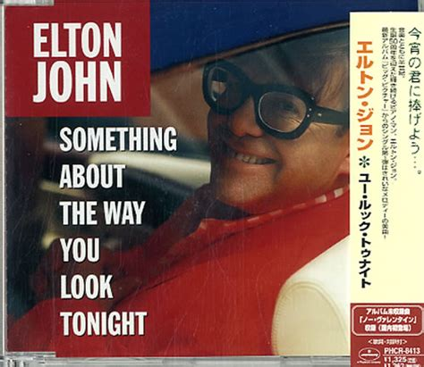 elton something about the way you look tonight japan