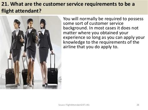 how to succeed in a flight attendant interview 13 steps