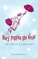 mary poppins she wrote 1476762929 mary poppins pamela travers on mary poppins film and biographies