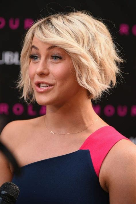 julianne hough round face 70 winning looks with bob haircuts for fine hair bobs