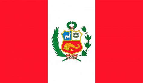 peru color what do the colors and symbols of the flag of peru