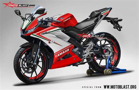 Konsep Modifikasi Motor by Konsep Modifikasi All New Yamaha R15 Ducati Warungasep