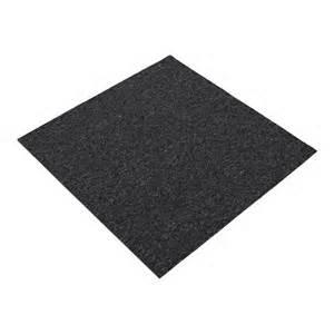 Garage Floor Mats Bunnings Standard Carpets 500 X 500mm Charcoal Polypropylene Carpet