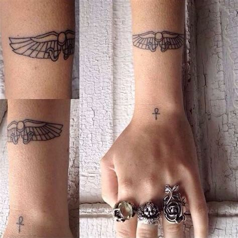 ankh tattoo on wrist 21 best insp images on time tattoos