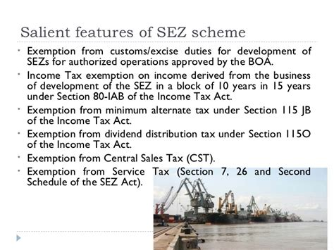 section 10 26 of income tax act schemes for encouraging exports