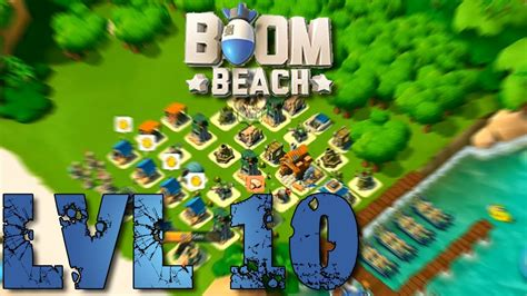 base layout strategy boom beach boom beach another headquarters lvl 10 base layout