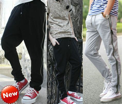 Celana Pendek Dropdead baru wanita pria kasual drop rendah selangkangan baggy harem hip hop tari cropped