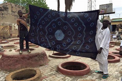 Batik Asiri an introduction to the indigo dye styles of western africa