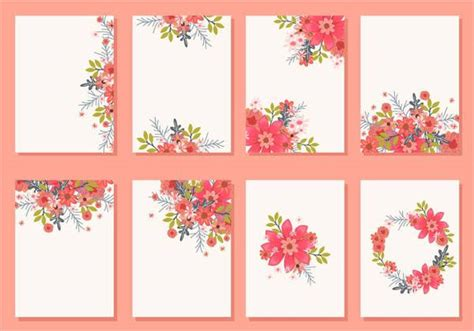 template for flower arrangement card wedding invitation blank template orderecigsjuice info