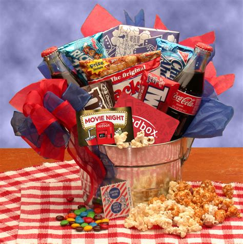 Old Blockbuster Gift Card - blockbuster movie gift basket blockbuster movie night basket