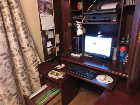 sauder monarch computer armoire monarch computer workcenter by sauder nepean ottawa mobile