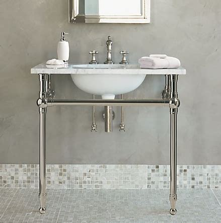 bathroom sink stand bien living design chicago interior design bien living
