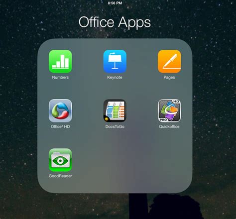 Office App 5 Office Apps For The Zdnet