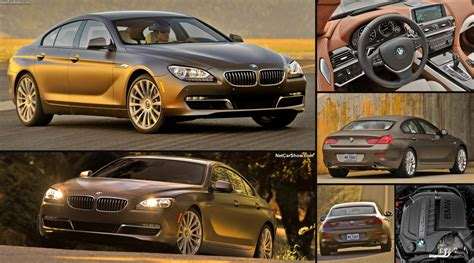 bmw  gran coupe  pictures information specs