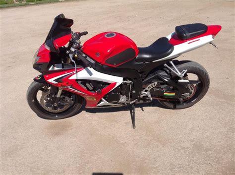 2007 Suzuki Gsxr 600 For Sale 2007 Suzuki Gsx R 600 Sportbike For Sale On 2040motos