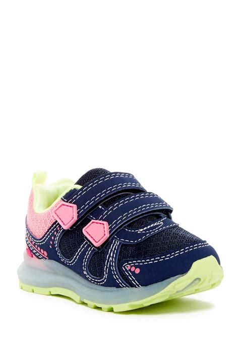 do carters shoes run big s fury light up sneaker toddler kid