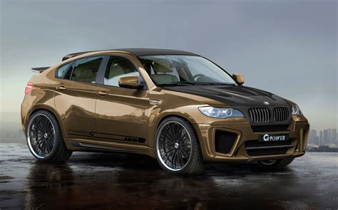 g power bmw x5 m and x6 m car tuning