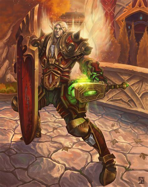 wow gold best vip world of warcraft gold shop vipgoldscom blood elf paladin by davidhueso on deviantart