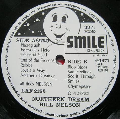 design a vinyl record label totally vinyl records nelson bill northern dream lp