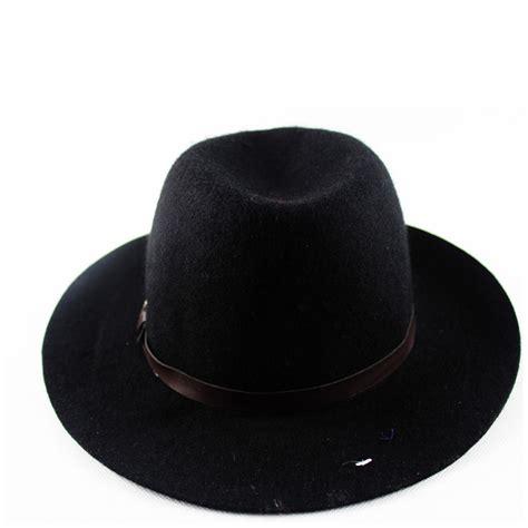 fedora hats wholesale men hat large wool fedora buy