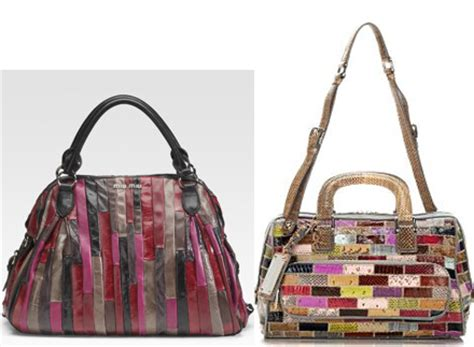 Patchwork Leather Handbags - leather patchwork handbags handbag ideas