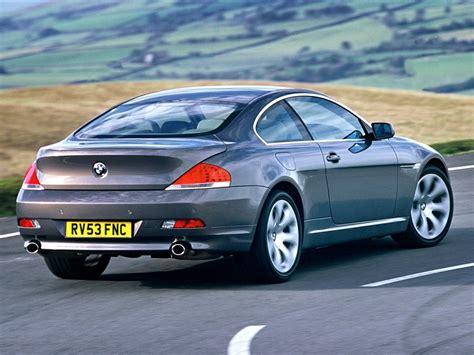 wallpaper hp e63 bmw 6 series coupe e63 specs 2003 2004 2005 2006