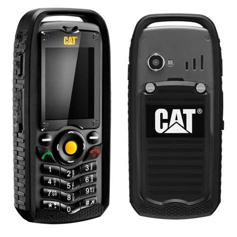 Wallpaper Cat B25 | cat caterpillar b25 rugged tough mobile phone dust proof