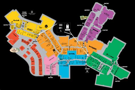 sawgrass mills map mall map for sawgrass mills 174 a simon mall located at miami milling