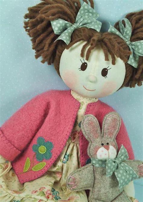 design rag doll millie rose rag doll pattern pdf craftsy
