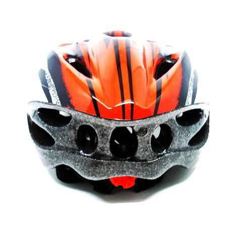 Helm Sepeda Eps Foam Pvc X31 Black Silver helm sepeda eps foam pvc x31 black