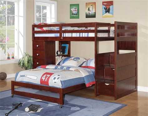Bunk Bed Ideas Cool Bunk Bed Ideas For