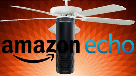 amazon echo ceiling fan how to install amazon echo to the ceiling fan youtube