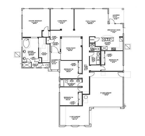 santa fe house plans santa fe falls spanish home plan 131d 0002 house plans