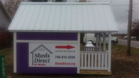 Shed Direct Reviews by Sheds Direct Of Waldo Waldo Ohio Oh Localdatabase