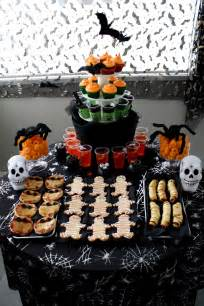 halloween party food table 41 halloween food decorations ideas to impress your guest