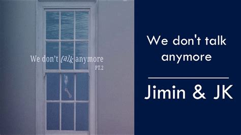 download mp3 free we don t talk anymore jimin jk bts we don t talk anymore mp3 download