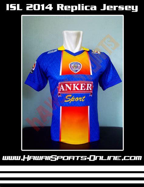 Arema Home Isl toko olahraga hawaii sports jersey replica arema indonesia home isl 2014 arema cronus