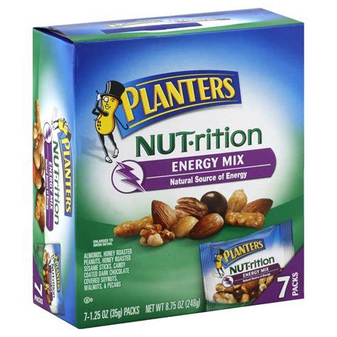 planters nut rition energy mix 7 1 25 oz 35 g packs 8