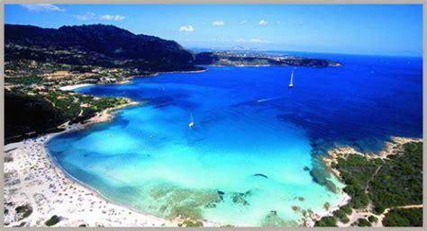 cannigione porto le spiagge pi a arzachena mappa della spiaggia