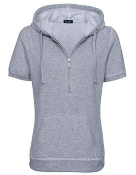 L7276 Jfashion Womens Hoodie Jacket With Zippe Kode Pl7276 5 enza 34679 sleeve three quarters zip fleece