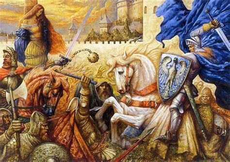 king arthur and the knights of the table paintings of king arthur and the knights of the